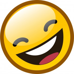 witziger-smiley